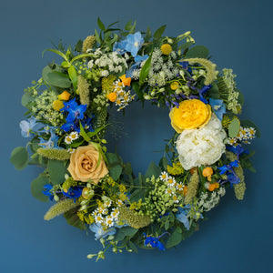 Mr Fisher Wreath