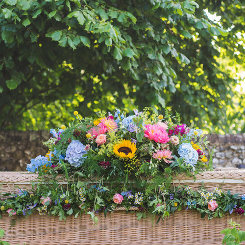 Celebration in Colour Garland