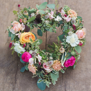 Brambly Hedge Heart Wreath
