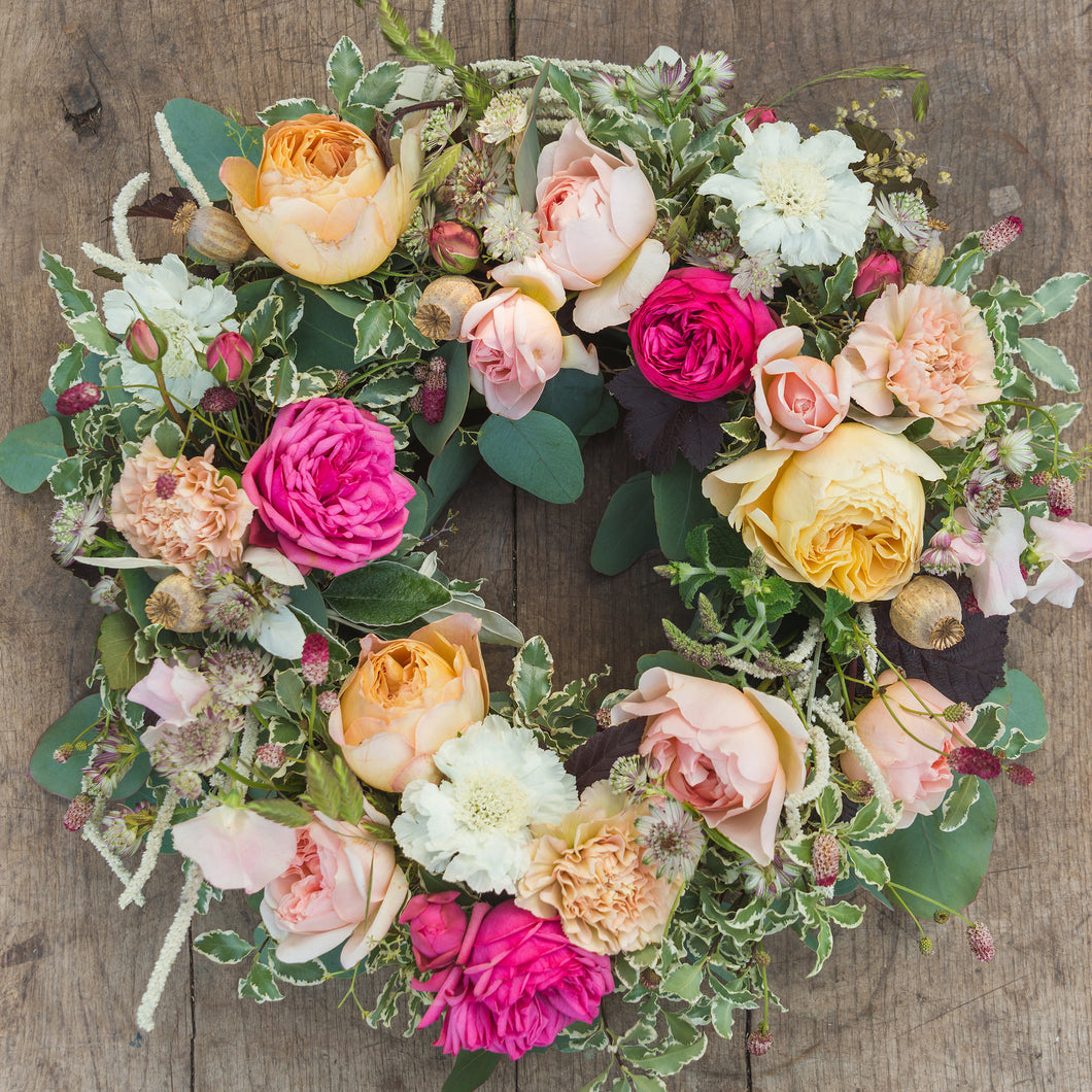 Brambly Hedge Floral Wreath