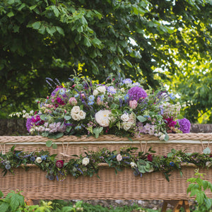 Cottage Garden Garland