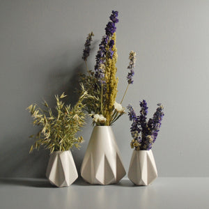 Trio of Vases