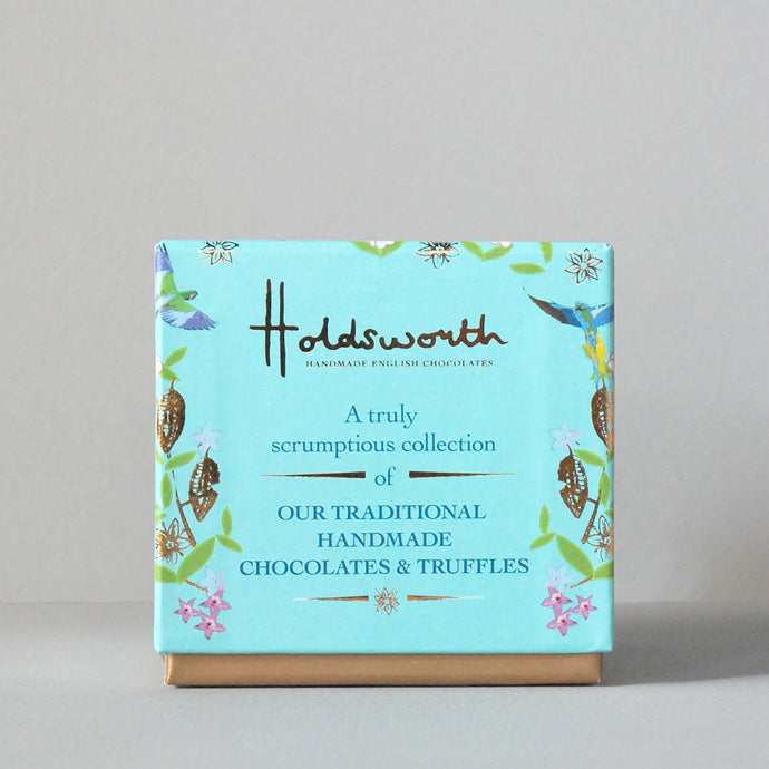 Traditional Handmade Chocolates and Truffles
