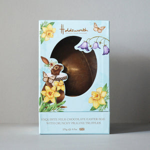 Holdsworth Praline Easter Egg