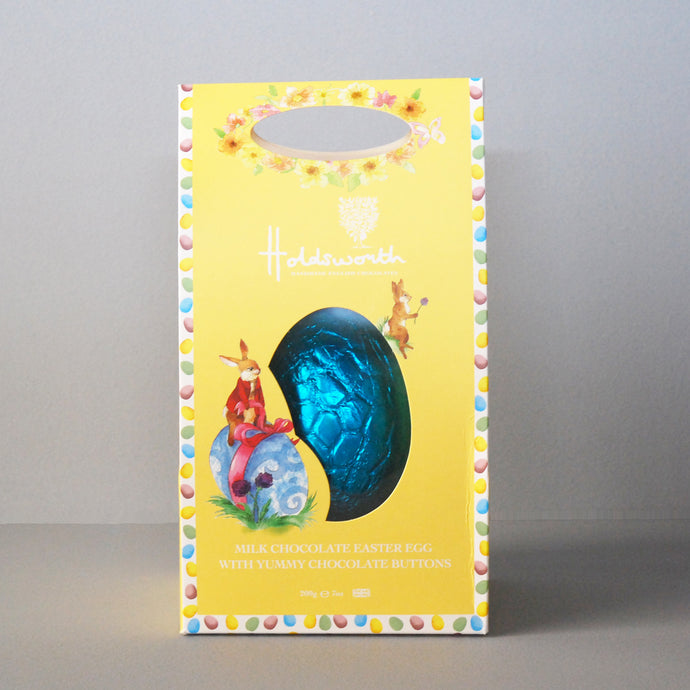 Holdsworth Hoppy Happy Easter Egg