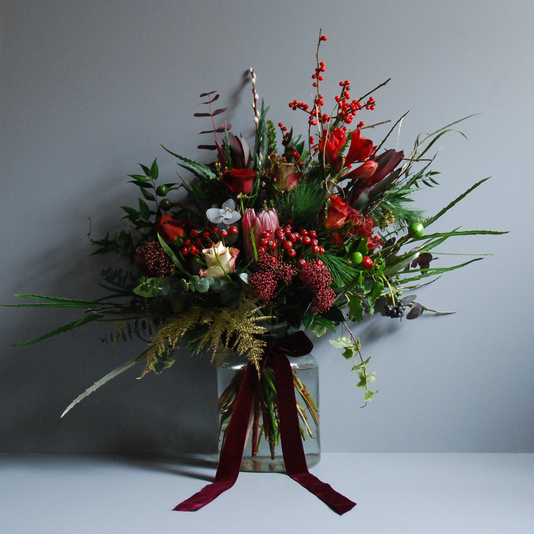 Christmas Day Bouquet