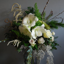 Evergreen Christmas Bouquet