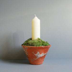 Single Candle Pot
