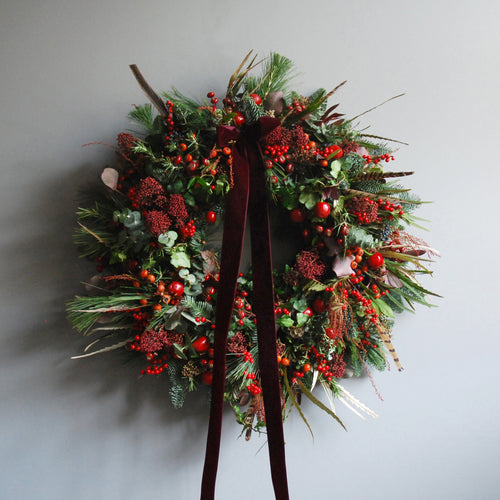 Christmas Day Wreath
