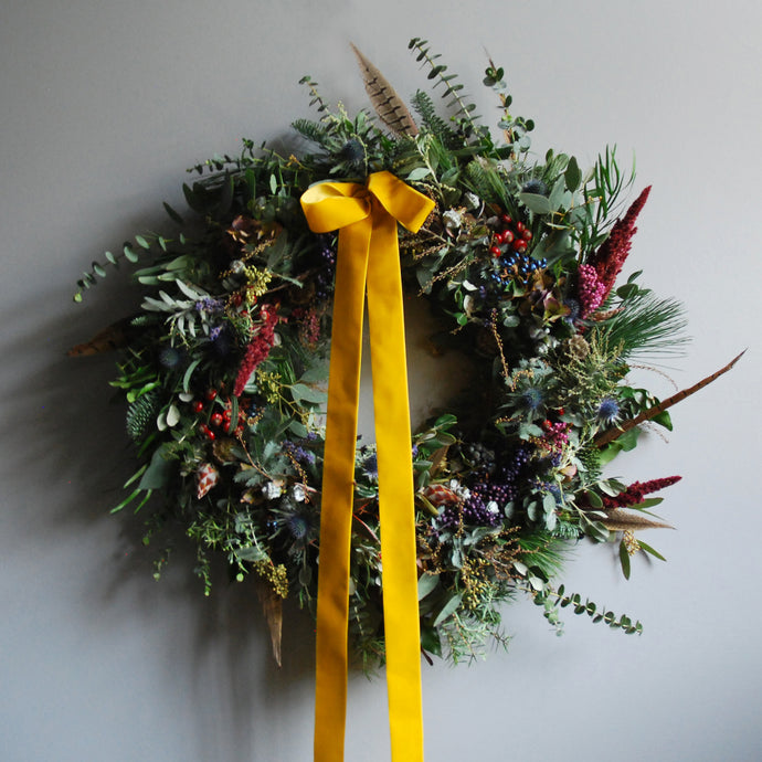 Christmas Eve Wreath
