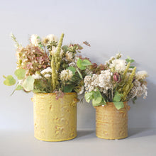 Large Everlasting White Flower Pot