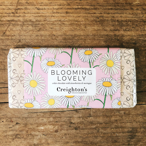 Blooming Lovely Chocolate Bar