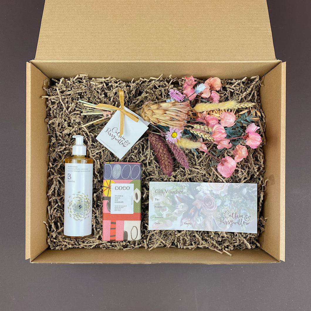 Bubbly Florals Gift Box