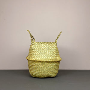 The Catkin & Pussywillow Gift Belly Basket (L)