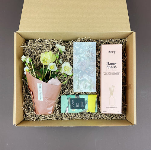 Happy Hellebore Gift Box