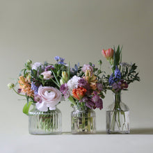 Bottles and Vase Combination