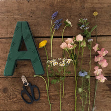 Home Flower School Lesson 2: Floral Letters