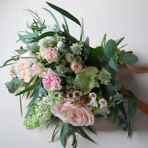 Meadow Bridesmaid's Bouquet
