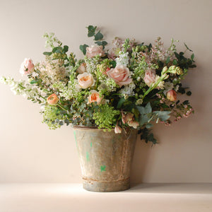 Meadow Bucket of Blooms