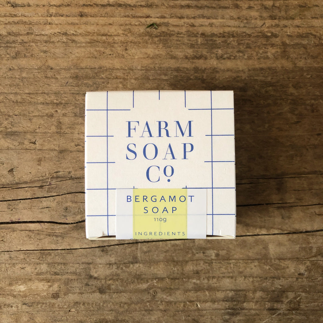 Farm Soap Co Bergamot