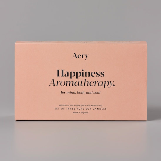 Happiness Aromatherapy Gift Set