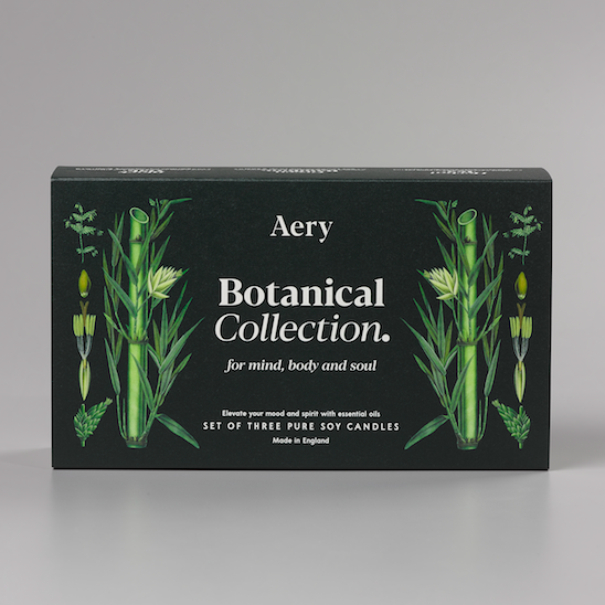 Botanical Gift Set
