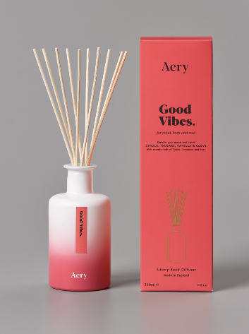 Good Vibes Reed Diffuser