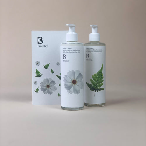Bramley Hand Cream & Hand Wash Gift Set