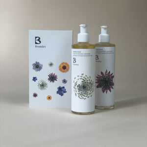 Bramley Body Wash & Bubble Bath Gift Set