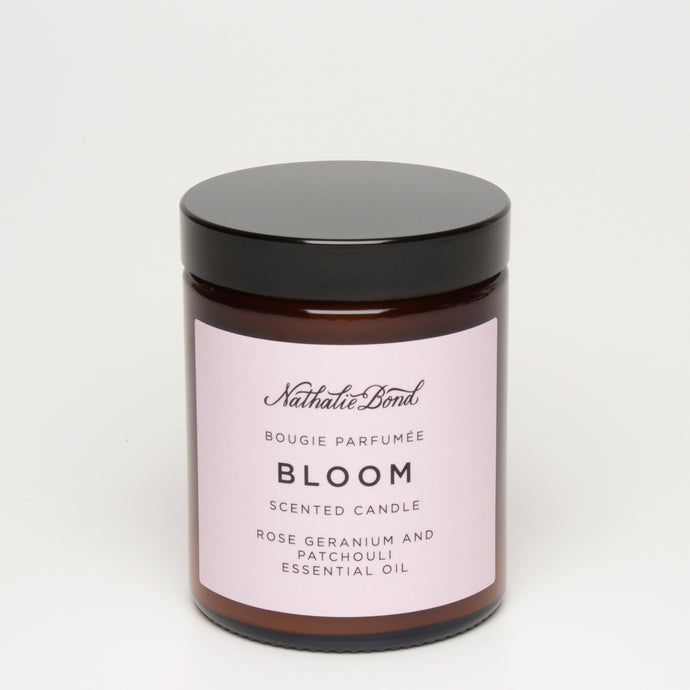 Nathalie Bond Bloom Soy Candle 180ml