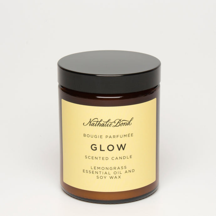 Nathalie Bond Glow Soy Candle 180ml