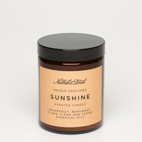 Nathalie Bond Sunshine Soy Candle