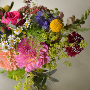 Festival Flower Girl's Posy