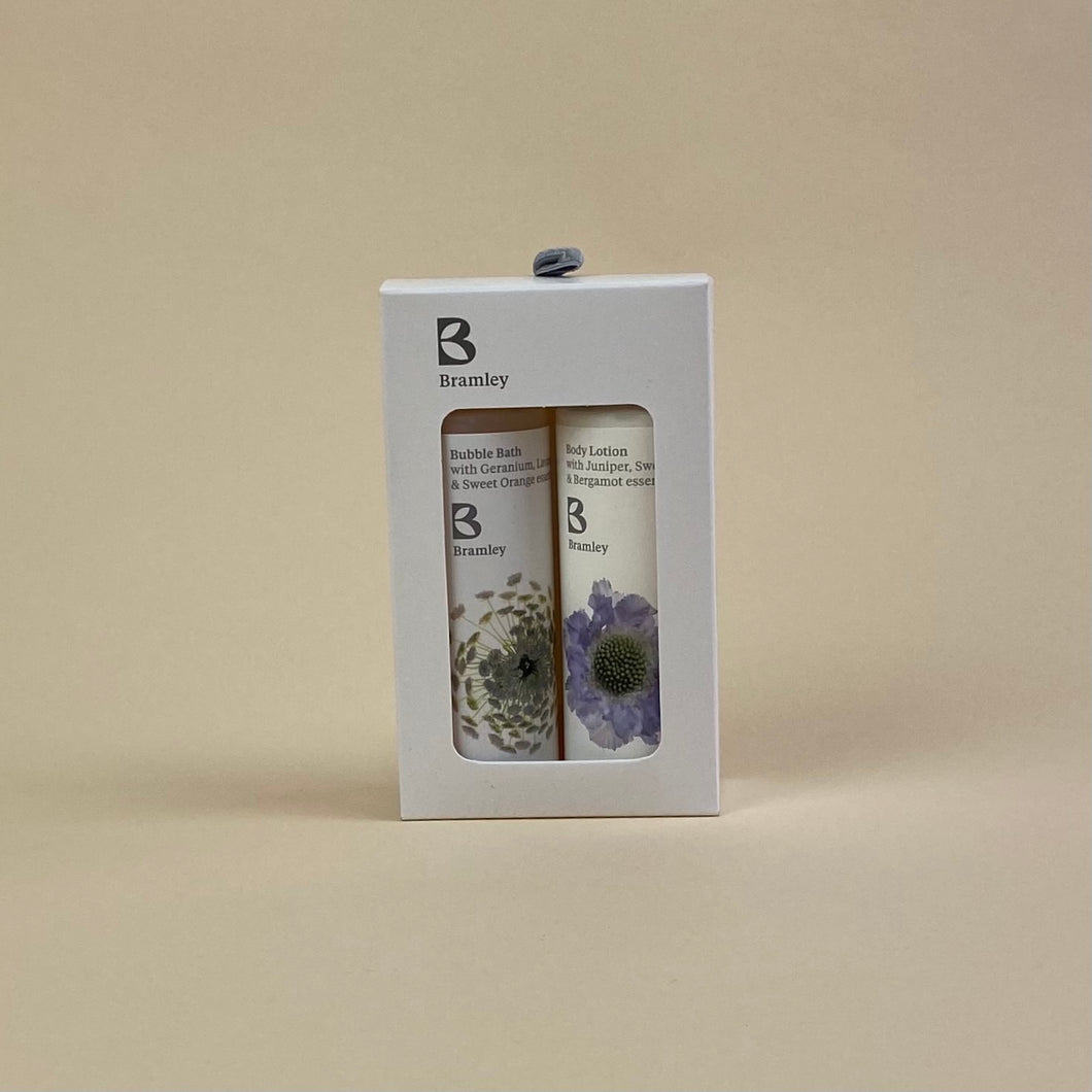 Bramley Bubble Bath & Body Lotion Gift Set