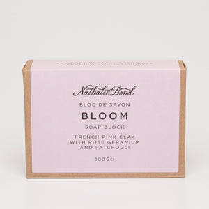 Nathalie Bond Bloom Soap Block