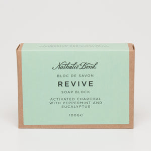 Nathalie Bond Revive Soap Block