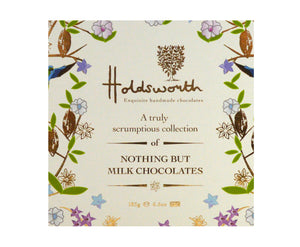 Holdsworth Milk Chocolate Collection