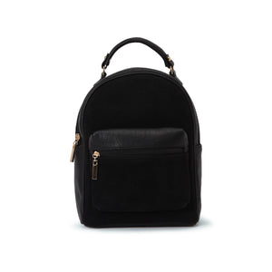 Black Minimalist Backpack - Code 400