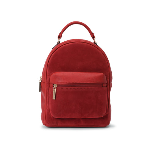 Red Minimalist Backpack - Code 403