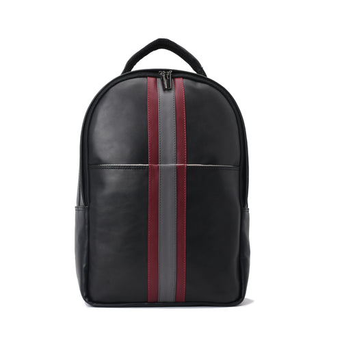 Laptop Classic Black Backpack - Code 500