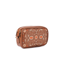 Load image into Gallery viewer, Burst Brown Handbag - Code 944