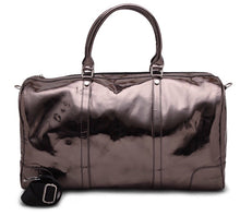 Load image into Gallery viewer, Bronze Duffle Bag leather - 307