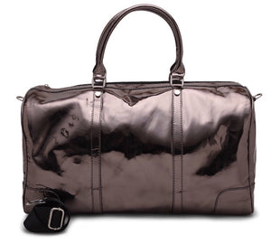 Bronze Duffle Bag leather - 307