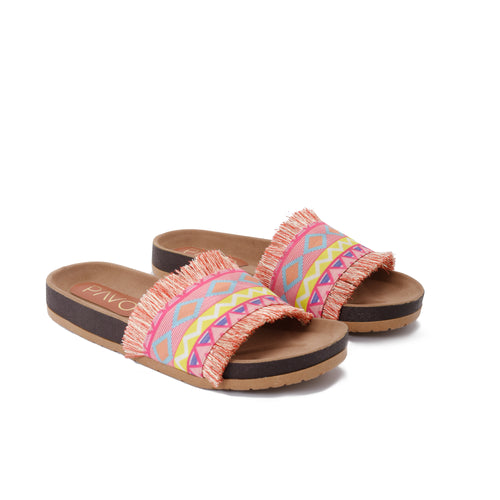 Coral Slippers - Code 5006