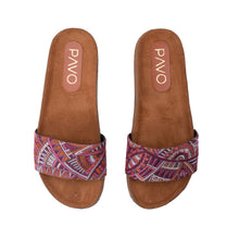 Load image into Gallery viewer, Nubian Slippers -Code 5009