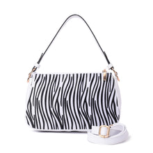 Load image into Gallery viewer, Zebra Hobo Handbag - Code 936