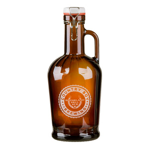 Country Boy Keeneland Fall Ale Growler
