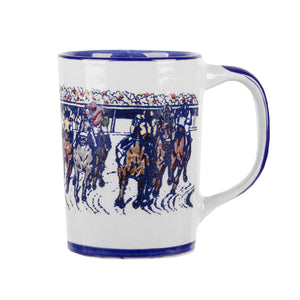 Stoneware & Co. Keeneland First Turn Mug