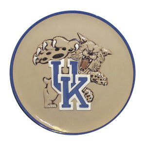 "Stoneware & Co. University of Kentucky Embossed 16"" Platter"