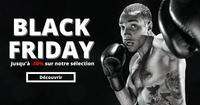 black friday Univers Boxe